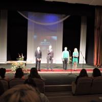 Церемония вручения дипломов выпускникам Гродненского филиала БИП прошла 24 июня 2015 года в Гродненском областном драматическом театре