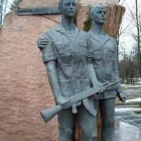 Митинг-реквием, посвященный Дню памяти воинов-интернационалистов