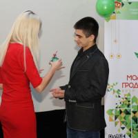 Торжественное мероприятие, посвященное подведению итогов участия актива ОО «БРСМ»