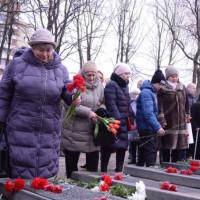Митинг-реквием, посвящённый Дню памяти воинов-интернационалистов
