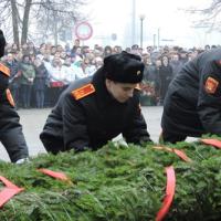 Митинг – реквием, посвященный  Дню памяти воинов-интернационалистов