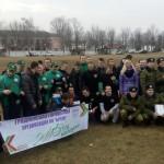 Военно-спортивная игра «Наука побеждать!»