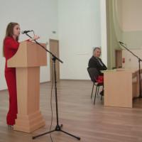 Старший преподаватель Скютте Д.Н. провела встречу с трудовым коллективом ГУП «Гроднотеплосети» на тему: «Избирательное законодательство Республики Беларусь».