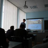 Профориентационная встреча студентов в УО «Квасовская средняя школа» и школы и гимназия г.Свислочь (фотоотчет)