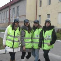 Районный этап конкурса среди добровольных дружин района