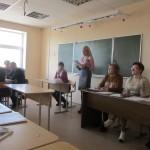 Интеллектуальный турнир между клубами«Спадчына» и «Дети Фемиды»