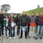 В рамках 20-летия Гродненского филиала БИП и 70-летия образования Гродненской области 3 сентября был организован субботник.