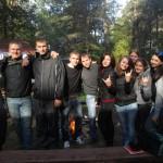 Семнадцатый туристический слет команд Гродненского филиала БИП