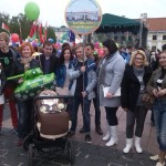 Гродненский филиал БИП принял участие в торжественных и культурно-массовых мероприятиях, посвящённых Празднику труда, Дню Победы, Дню Государственного герба и флага.