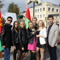 «За будущее независимой Беларуси!»