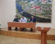 Отчетно-выборочное собрание цеховой профсоюзной организации Гродненского филиала БИП