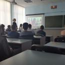 Профориентационная встреча с будущими абитуриентами в Государственном учреждении образования  «Квасовская средняя школа»