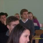 Открытый кураторский час для студентов 2 курса специальности «Международное право»