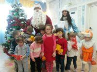 Благотворительная акция «Студенты – детям» в рамках Республиканской новогодней благотворительной акции «Наши дети»