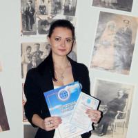 Студентка Гродненского филиала БИП – стипендиантка Белорусского фонда мира