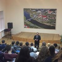 Информационный час, в рамках Недели белорусского предпринимательства