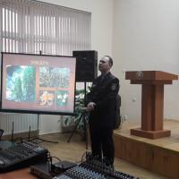 Встреча с сотрудниками Управления Государственного комитета судебных экспертиз Республики Беларусь по Гродненской области