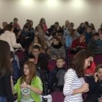 Встреча прокурора Гродненской области Виктора Морозова со студентами Гродненского филиала БИП