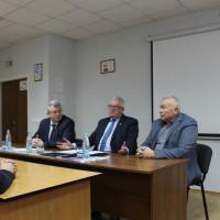 Встреча министра образования Республики Беларусь со студентами Частного учреждения образования «БИП-Институт правоведения»