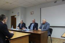 Встреча министра образования Республики Беларусь со студентами Частного учреждения образования